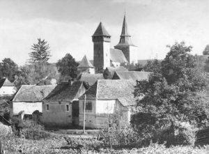 Kirchenburg_60er_70er